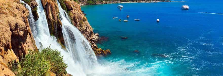 destinations en Turquie