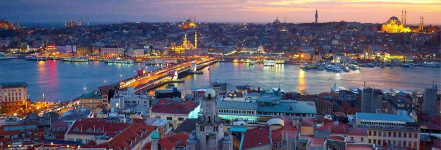 partir en Turquie