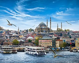 Destination tendance en Turquie
