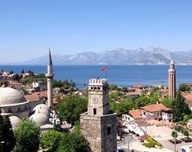 Visitez Antalya